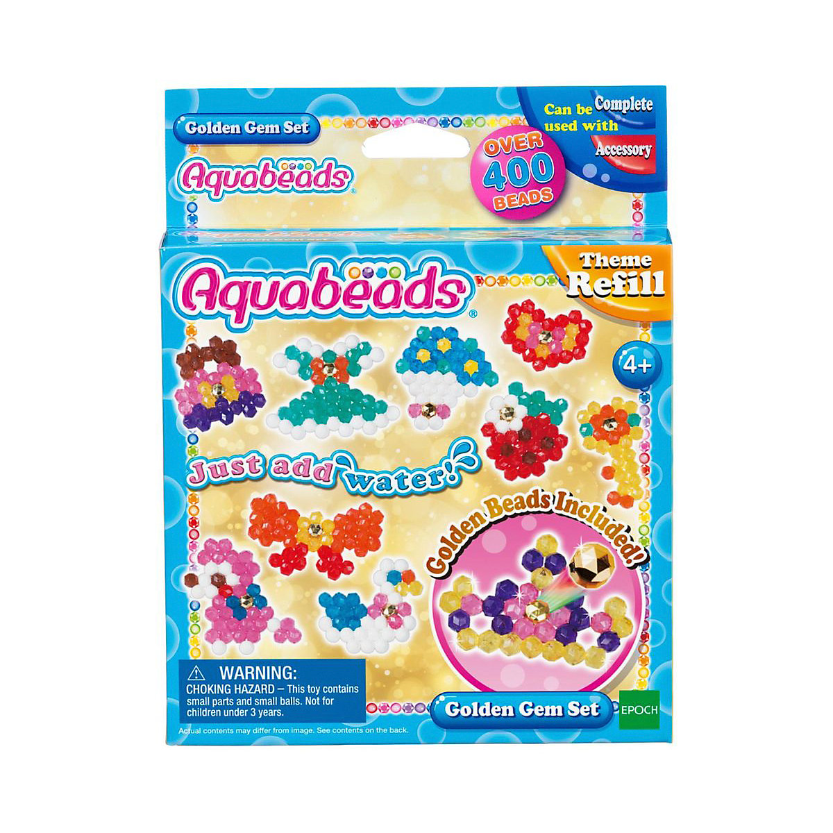 Aquabeads Beads Toys 10134716 Creativity Needlework For Children Set Kids Toy Hobbis Arts Crafts DIY