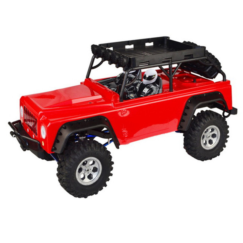 New Arrivals VRX Racing RH1048-MC28 1/10 2.4G 4WD Rc Car Electric Brushed Crawler w/ Front LED Light RTR ToysNew Arrivals VRX Racing RH1048-MC28 1/10 2.4G 4WD Rc Car Electric Brushed Crawler w/ Front LED Light RTR Toys