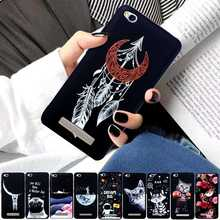 Mokoemi Fashion Painted Pattern TPU 5.0For Xiaomi Redmi 4a Case For Cell Phone Cover