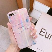 XINDIMAN Fashion women case for iphone7 cover Laser Aurora iphone6 6s 6plus 7plus 8 8plus silicone iphoneX