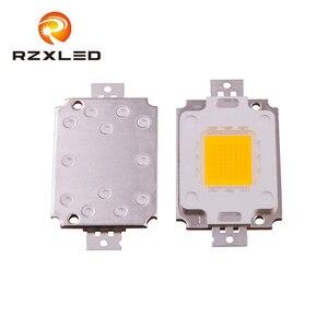 2 шт./лот LED 24 в 30 Вт натуральный теплый белый COB чипы