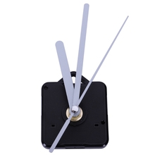 Quartz Wall Clock Movement Diy Mechanism Parts Classic Hanging White Watch