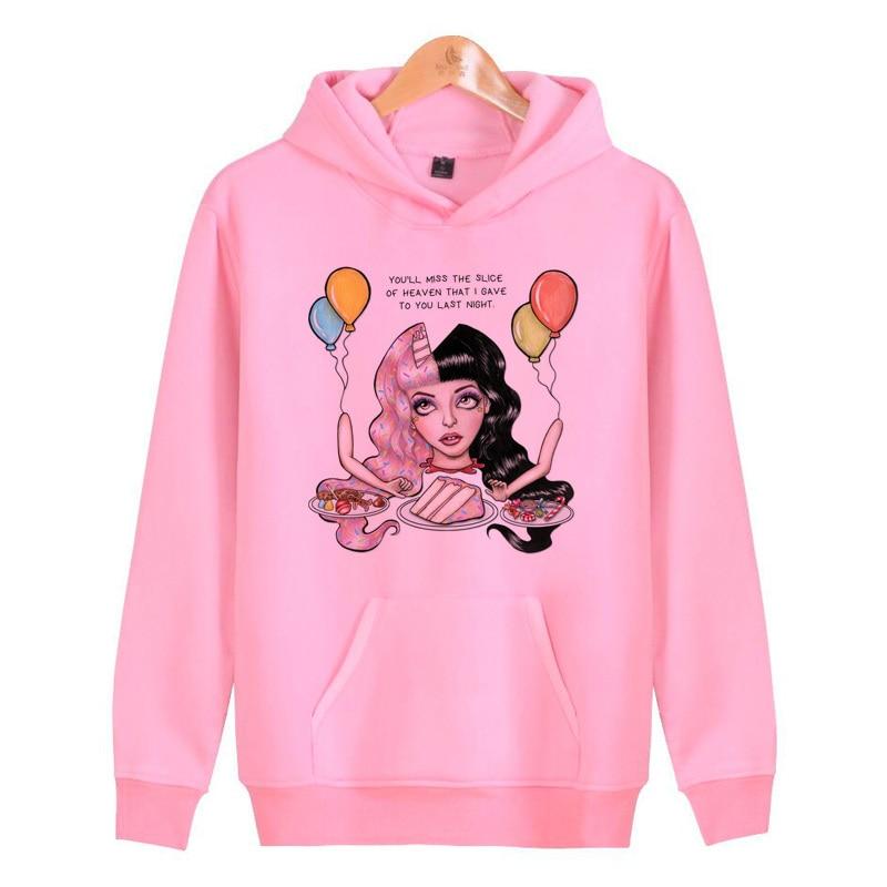 Melanie Martinez New 2019 Hoodies Men/Women Casual Pullover Streetwear Sweatshirt Harajuku Male Hoodie Women Tops Fashion V3758