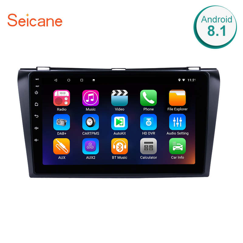 Seicane Android 6.0/7.1/8.1 2Din 9