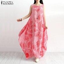 bec586e4d87ae Buy cotton kaftan sleeveless maxi dress and get free shipping on ...