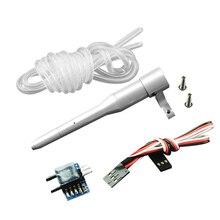 JMT PT60 Pitot Tube Airspeed Meter Airspeed Sensor Kit