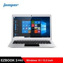 Jumper EZBOOK 3 PRO Notebook 13.3 inch Laptops Windows 10 Intel Apollo Lake N3450 6GB RAM 128GB EMMC