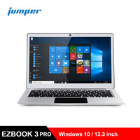Jumper EZBOOK 3 PRO Notebook 13.3 inch Laptops Windows 10 Intel Celeron J3455 6GB RAM 128GB EMMC Computer HDMI Dual WiFi PC IPS