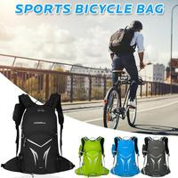 Brompton 20L MTB Mountain Bike Backpack Waterproof Sports Bicycle Bag Riding Hiking Climbing Bag Rucksack With Rain Cover