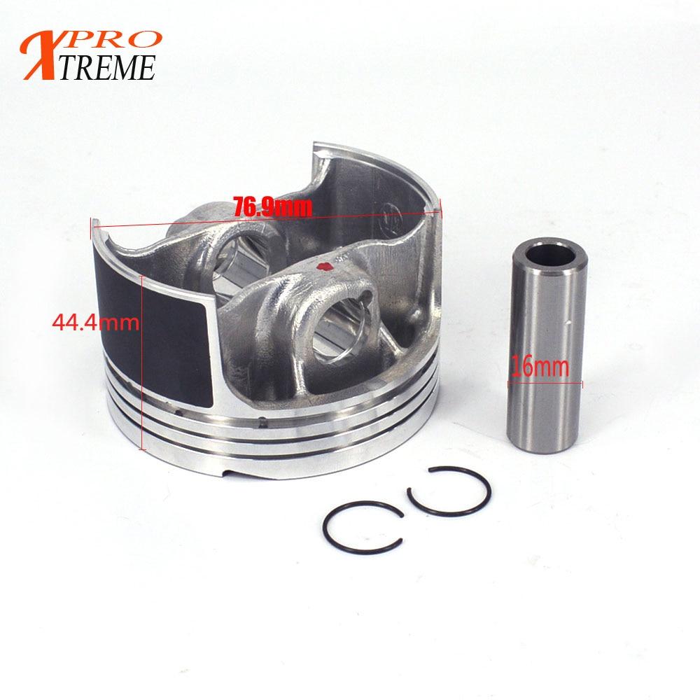 Axe de Piston de moto pour moteur ZS177MM ZONGSHEN NC250 KAYO T6 esb J5 RX3 ZS250GY-3 4 pièces de soupapes