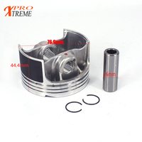 Motorcycle Motocross Piston Pin For ZS177MM ZONGSHEN Engine NC250 KAYO T6 BSE J5 RX3 ZS250GY 3 4 Valves Parts
