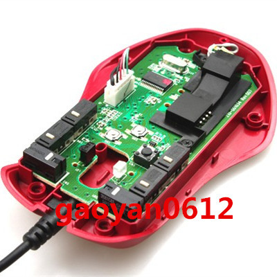 US $5 09 15% OFF|1 piece original mouse motherboard mainboard for logitech  mouse G300 circuit board-in Mouse Pads from Computer & Office on