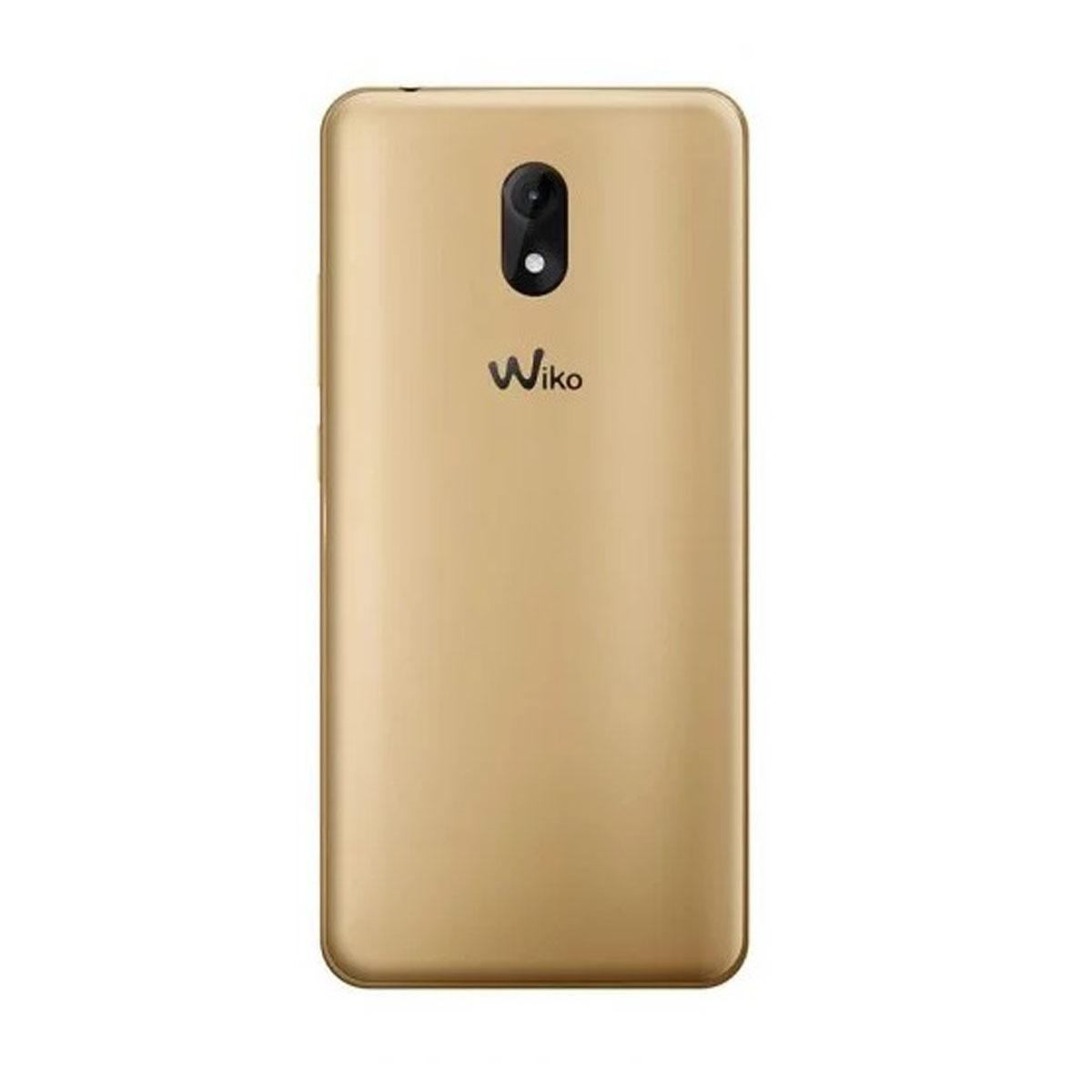 Smartphone Wiko Lenny 5 QC A7 1.3 GHz 5.7 16 GB 1 GB Dual SIM Camera 8MP/5MP Battery 2.800 MAh Android Oreo Color Gold