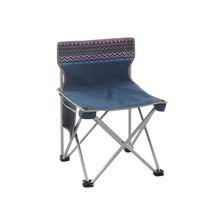 Складное кресло на улицу легко собрать Кемпинг живопись Рыбалка Пикник барбекю Relaxtion стул спинкой Портативный Рыбалка низкая тумба