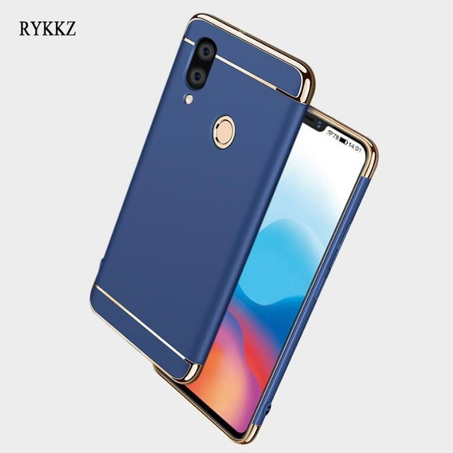 buy online ef723 6153a US $3.49 30% OFF|Luxury Case For Huawei Honor 8x 6.5 inch Cover 360 Degree  Protection Hard PC Phone 3 in 1 Case On Coque Huawei Honor8x 8 X Cases-in  ...