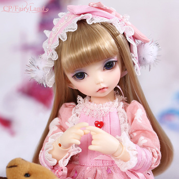 Fairyland Littlefee Luna BJD SD Doll 1/6 Body Model Baby Girls Boys Eyes High Quality Toys Shop Resin Figure Gifts 1