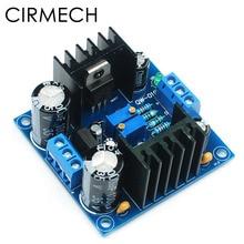CIRMECH LM317 LM337 正と負のデュアルパワー調節可能な電源ボード diy キット