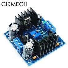 Cirmech lm317 lm337 포지티브 및 네거티브 듀얼 전원 가변 전원 공급 장치 보드 diy 키트