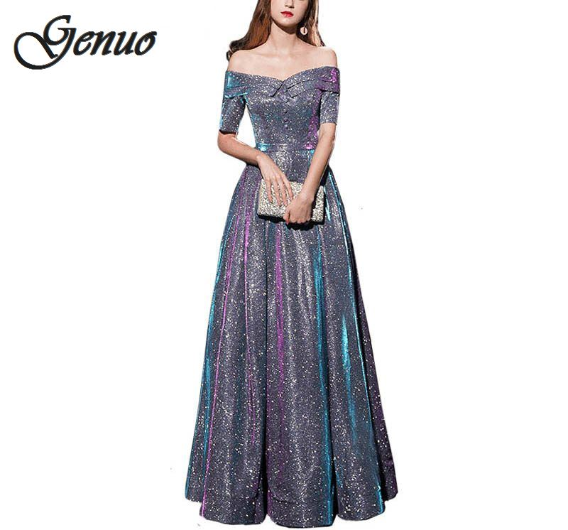 Sexy Strapless Summer Dress Women 2019 Elegant Formal Ball Gown Long Party Dress Female Casual Plus