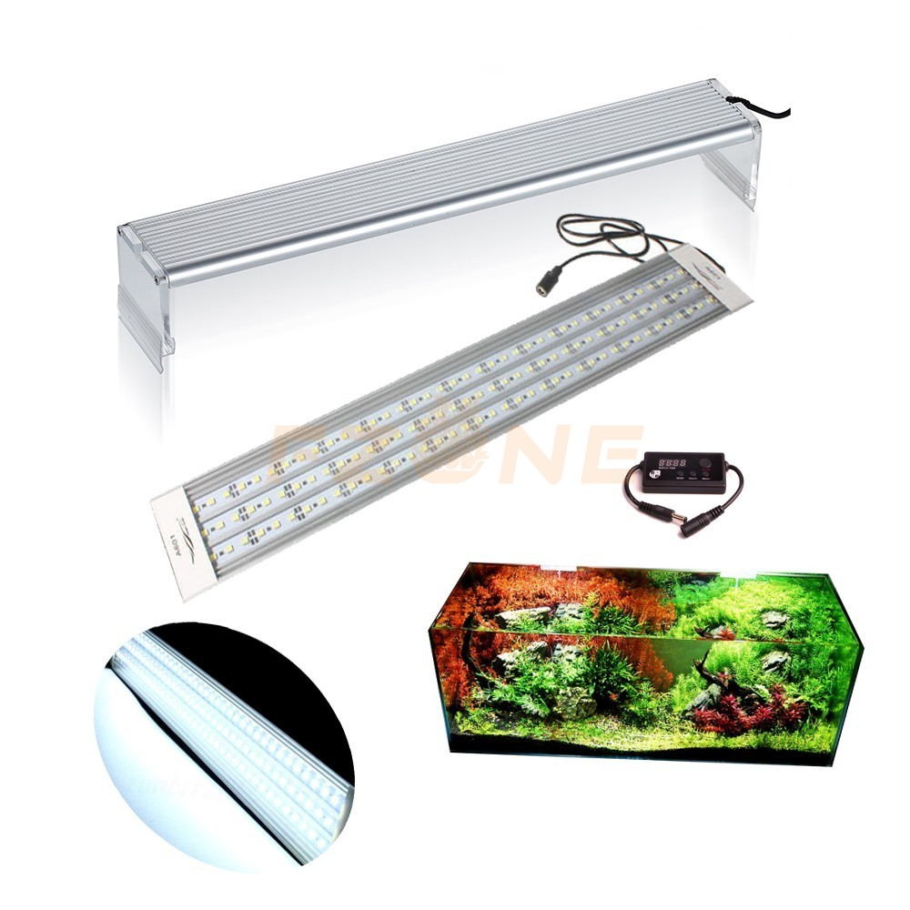 Chihiros A-Series Aquarium Led Lighting Plants Growing Lid  Light  Fish Tank Overhead 5730 LED Lamp With Dimmer Controller
