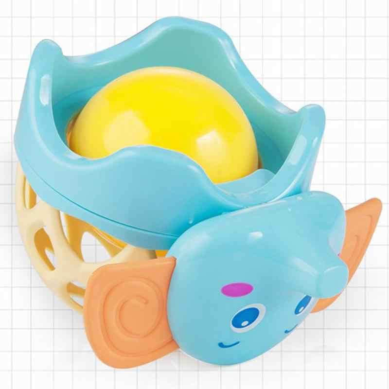 Детские погремушки-колокольчики, игрушки для мобильных телефонов, Пластиковые Детские ручные колокольчики, милые мягкие детские подвесные кровати, погремушка в коляску для малышей