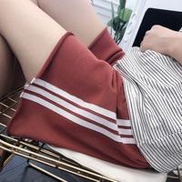 100% Cotton Maternity Pants Leisure Motion Wind Pregnant Woman Support Abdomen Shorts Pants Summer Pregnancy Clothes Enceinte
