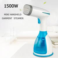 290ml Handheld Iron Steamer for Cloth 1500W Powerful Garment Steamer for Home Travelling Portable Steam Iron with Brushes