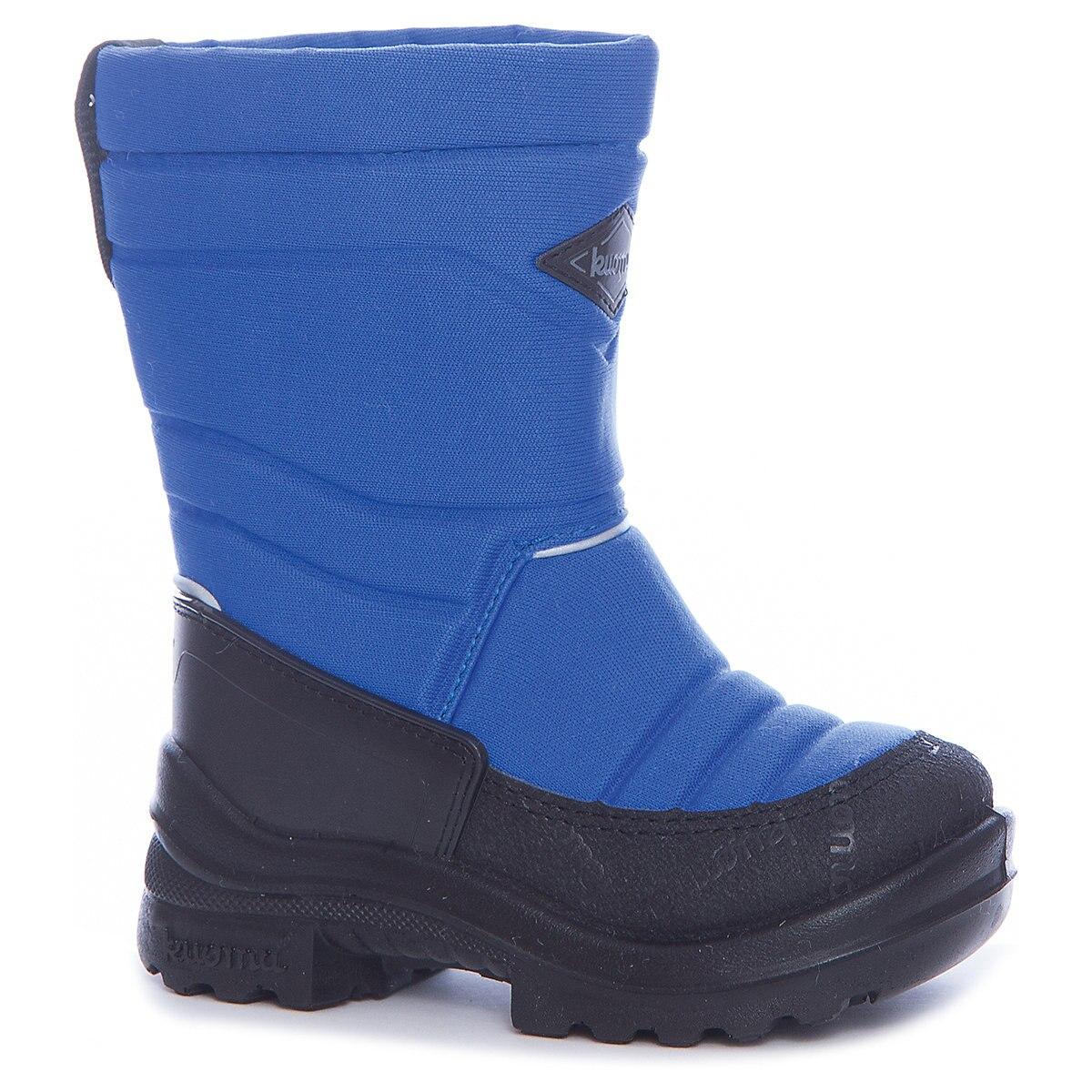 Boots KUOMA for boys 7047006 Valenki Uggi Winter shoes Children Kids MTpromo reima boots 8624989 for boys winter boy children shoes