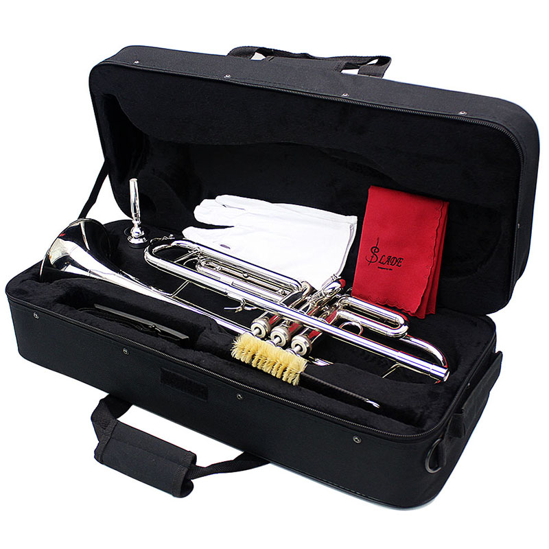 Brass Instruments Back To Search Resultssports & Entertainment 2018 New 100% Genuine American Bach Lt197s-100 B Flat Trumpet Musical Instrument One Speaker Professioner Beginner Free Shipping To Ensure Smooth Transmission