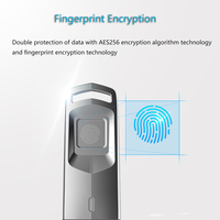 Fingerprint Encrypted U Disk USB 3.0 Stick 32GB 64GB For Laptop Desktop Fingerprint Lock U Disk USB Flash Drive Pen Drive