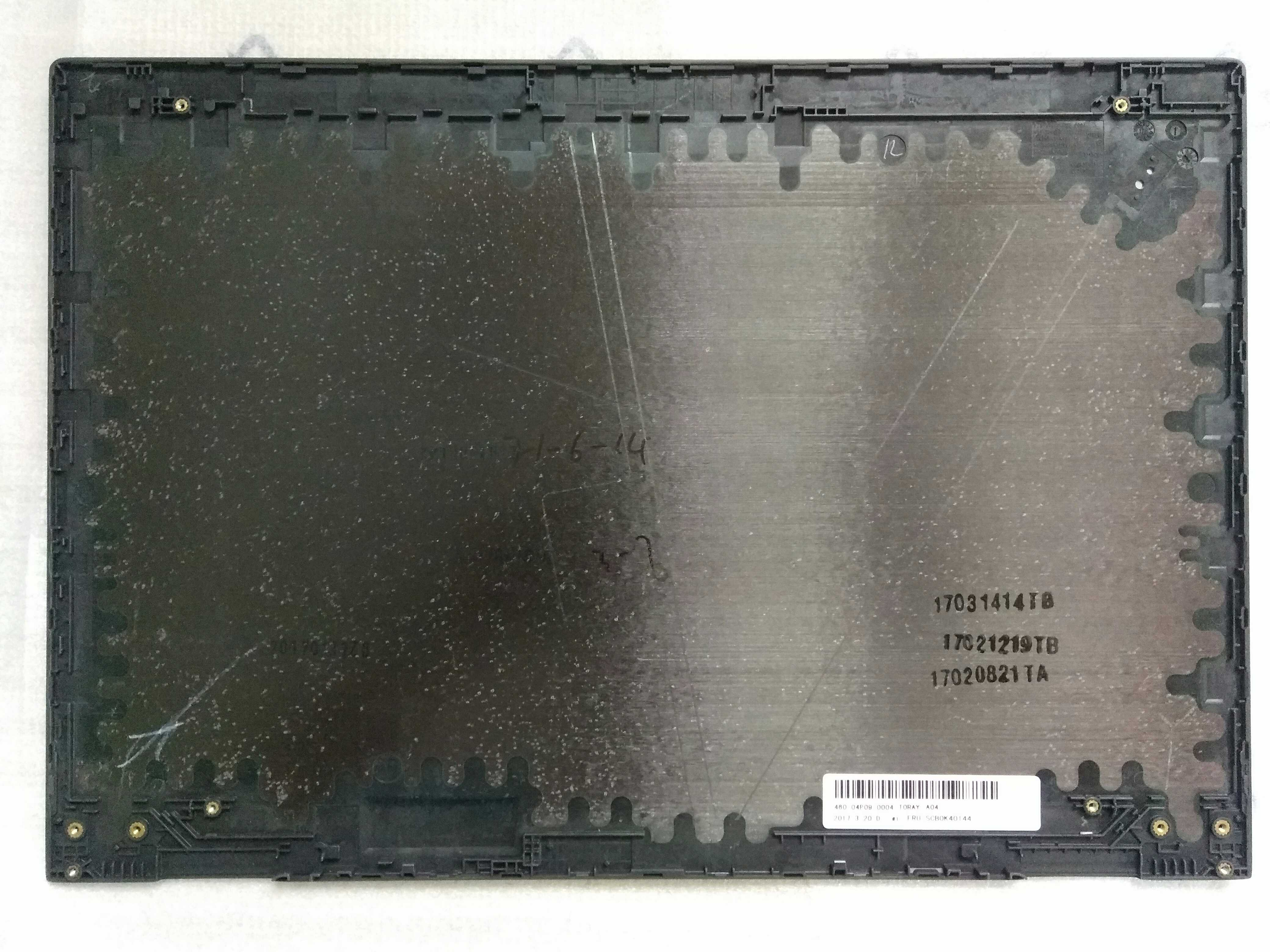 For Lenovo Thinkpad X1 carbon 4 Gen 20FB, 20FC Lcd Rear Back cover 01AW967 01AW992
