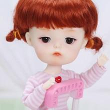 Mong secretdoll bjd sd boneca 1/8 abrir ou dormir cabeça modelo do corpo do bebê meninas meninos brinquedos loja figuras de resina boneca educacional