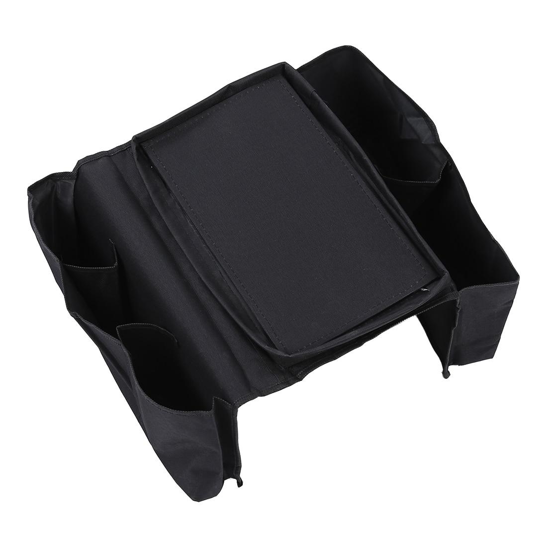 Grote 6 Pocket Sofa Couch Arm Rest Remote Caddy Organiser Fijn Vakmanschap