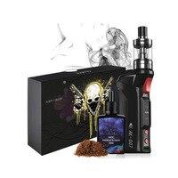 80W Vape Electronic Cigarette Mod Box Vaporizer Hookah Vaper Shisha Pen E Cig LED Display 2000 mAh Battery Smoking Kit