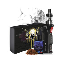 80W Vape Electronic Cigarette Mod Box Vaporizer Hookah Vaper Shisha Pen E Cig LED Display 2000 mAh Battery Smoking Kit