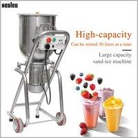 XEOLEO коммерческий ледяной блендер 30L Универсальный блендер 1500 Вт еда блендер нержавеющая сталь крепления машины фрукты и овощи