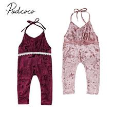 d7c3cbf17 Buy baby velvet romper and get free shipping on AliExpress.com