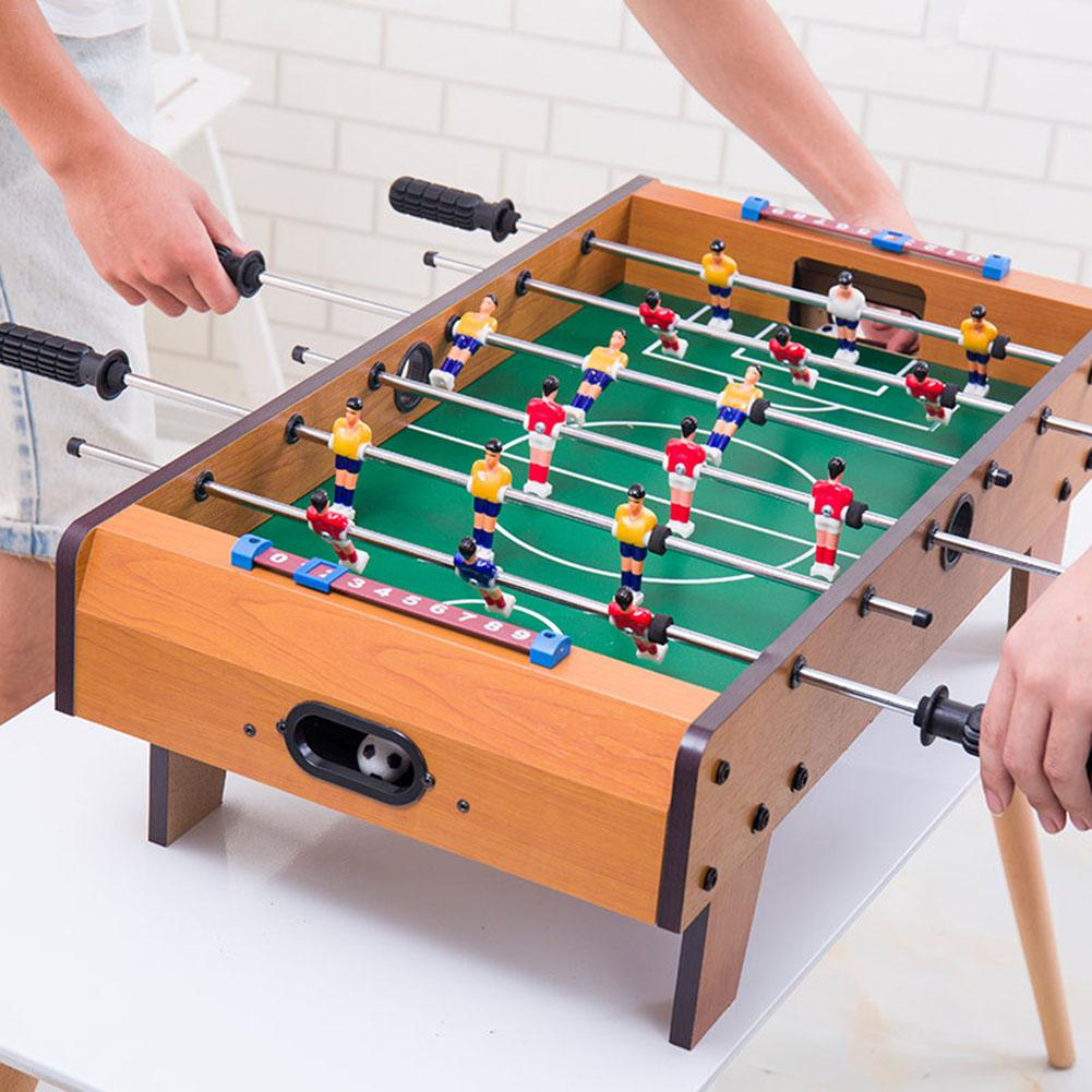50cm Soccer Table Mini Foosball Game Arcade Room Playfield Sports Competition Toys