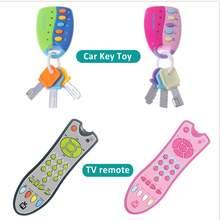 Детская музыкальная игрушка мобильный телефон пульт дистанционного