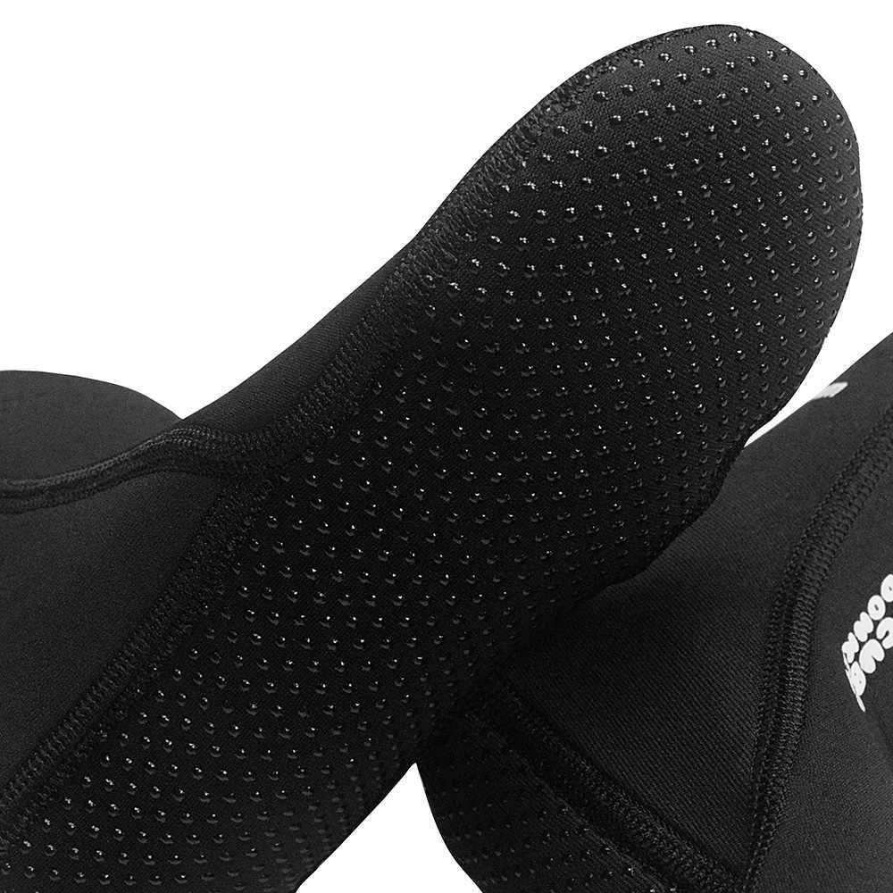 2019 YENI 2 MM Neopren dalış çorapları Çizmeler plaj ayakkabısı Su Patik Dalış Dalış Ayakkabı Sörf Çizmeler Erkekler Kadınlar için
