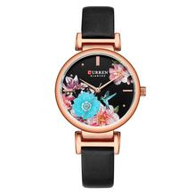 CURREN Women Watches Luxury Wrist watch relogio feminino Clock for Women Ladies Quartz Watch curren women watches luxury gold black full steel dress jewelry quartz watch ladies fashion elegant clock relogio feminino 9015