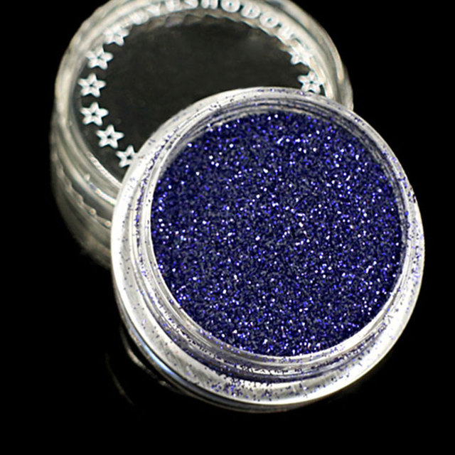 1 Bottles Of Eye Shadow Powder Makeup Shiny Loose Glitter Powder Eyeshadow Cosmetic Make Up Powder 2