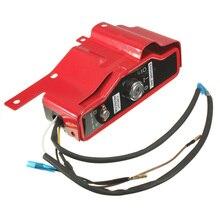 1 шт Новый Переключатель зажигания Управление Box случай с 2 Ключи пригодный для Honda GX390 13HP GX340 11HP газовый двигатель 16,5 см х 6 см х 5 см