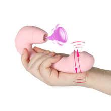 10 Speeds Sucking Clitoris Stimulator font b Dildo b font Vibrator For Women Masturbator 10 Mode