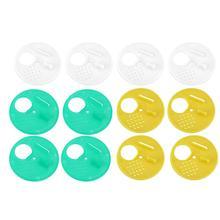 12 шт пластиковые круглые ульи двери вентиляционные улей инструменты для пчеловодства