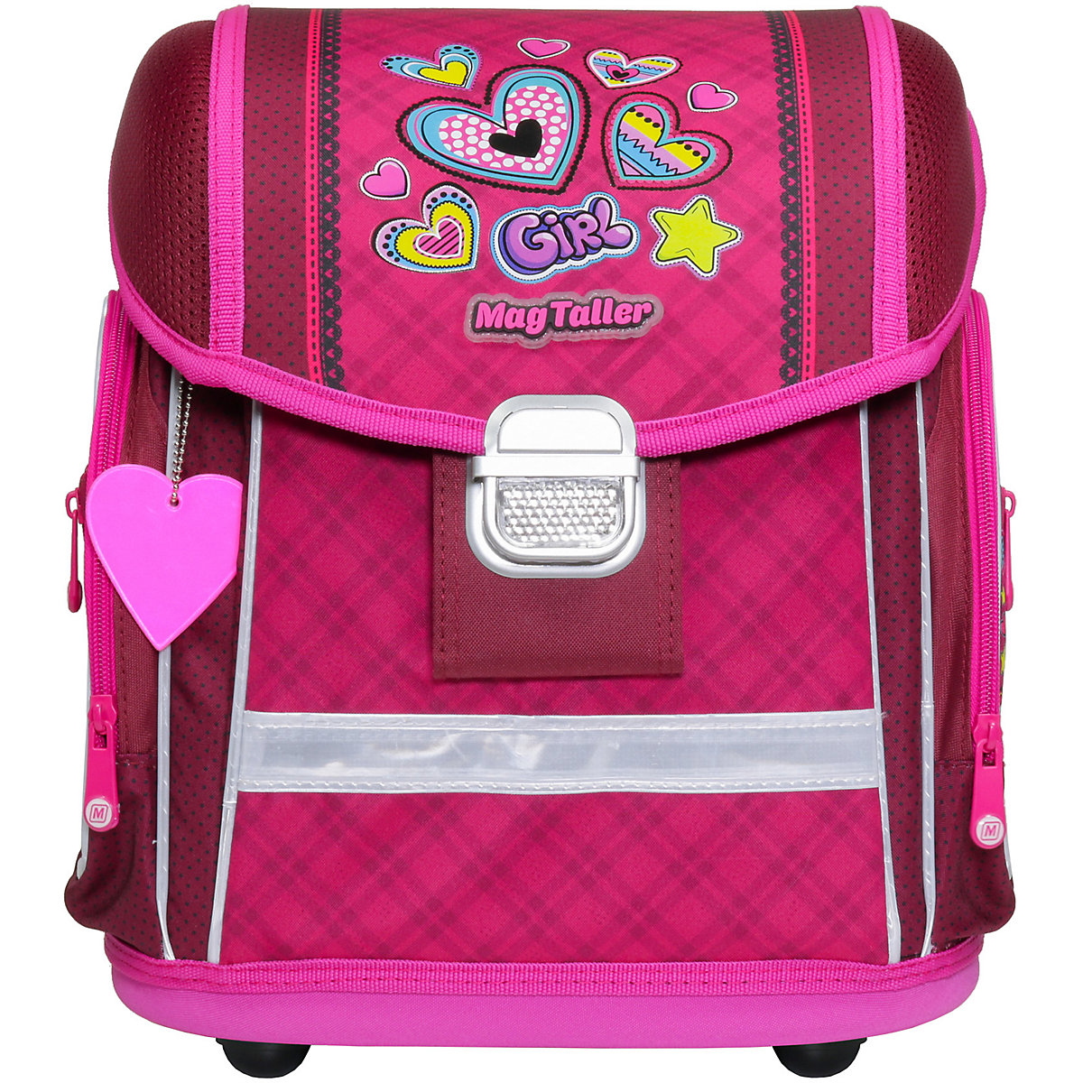 School Bags MAGTALLER 11154978 Schoolbag Backpack Knapsacks Orthopedic Bag For Boy And Girl Animals Flower Sprints MTpromo