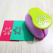 Scrapbooking Punches Paper-Cutter Embossing-Machine Craft Diy Hollow 23-25mm-Shapes