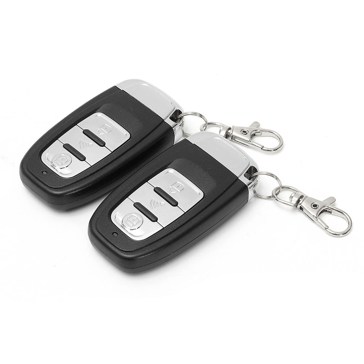 Arrêt de démarrage du moteur de voiture Audew SUV entrée sans clé système d'alarme de démarrage du moteur bouton poussoir arrêt du démarreur à distance accessoires Auto de voiture - 4