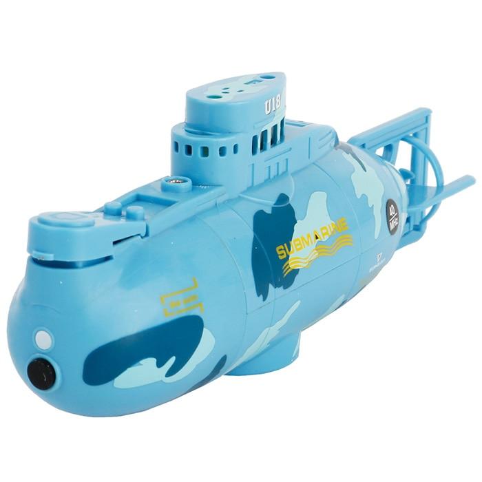 Sammeln & Seltenes Schnelle Lieferung 3311 Mini Rc Submarine 360 Grad Rotation Radio Fernbedienung Elektrische Kinder Spielzeug Lustige Racing Boote Mit Einem Sender 100% Garantie Ferngesteuertes U-boot