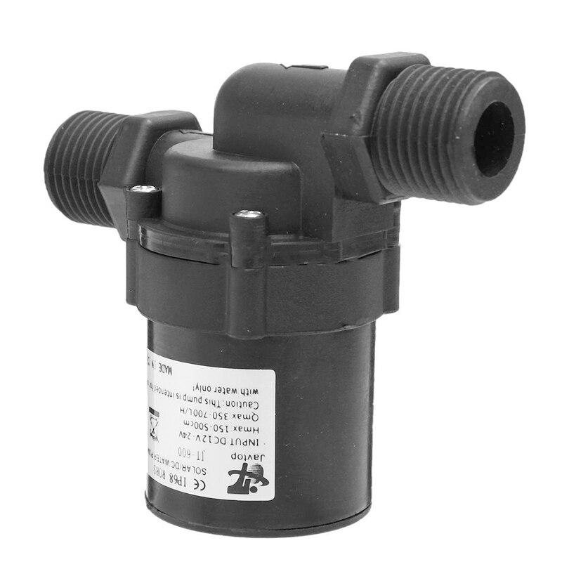 DWZ DC24V 5M 700L/H Hot Water Circulation Pump Brushless Motor Solar Water Pump Set